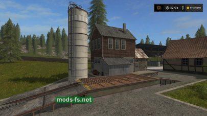 Мод на плантацию для игры FS 17