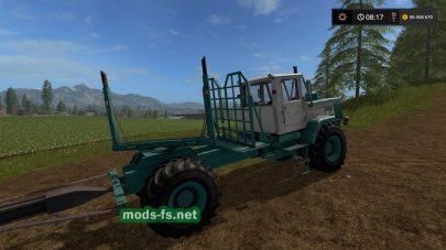 FS17 T-150K FOREST