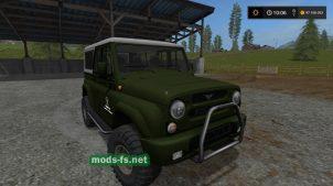 УАЗ-3159 «Барс» для FS 2017