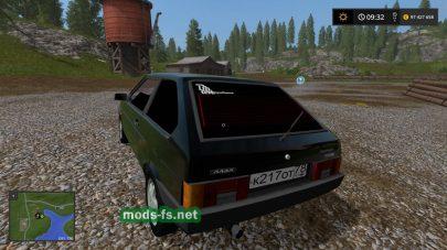 vaz-21083 mod FS 17