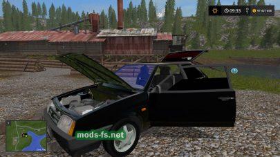 Скриншот мода «vaz-21083»