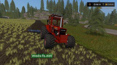 Мод трактора Volvo для FS 17