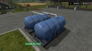 """Water Collector Storage"" в Farming Simulator 2017"