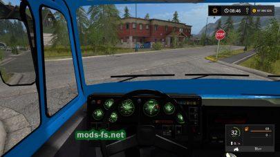 ЗИЛ-5301 для Farming Simulator 2017