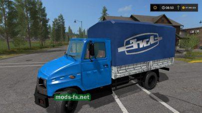zil-5301 в игре FS 17