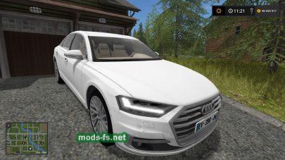 AUDI A8 FS 2017