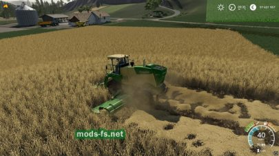 Скриншот мода «BIG M 450 RS»