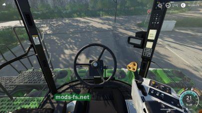 CaseModuleExpress635 для Farming Simulator 19