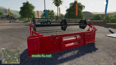 «Caseih1030Cutter» для Farming Simulator 2019