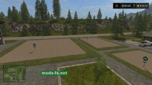 Мод на стройку для Farming Simulator 2017