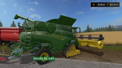 Мод «Crazy John Deere And Cutter»