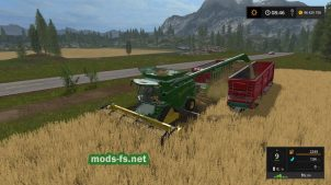 Crazy John Deere And Cutter FS 2017