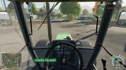 Скриншот мода «DeutzAgrostar661»