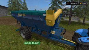 EgritechBNP20 mods