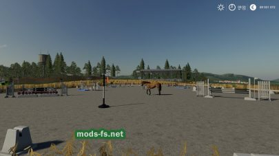 Мод «Equestrian Field»