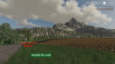 Скрипт ускорения времени в Farming Simulator 2019