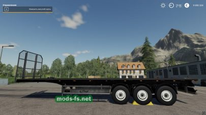 Fliegl SDS 350 для FS 19