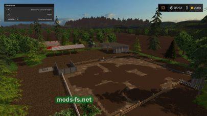 Ферма на карте «Pacheski»
