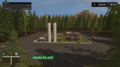 «CanadianProductionMap4» для Farming Simulator 2017