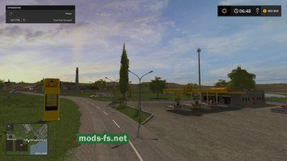 Скриншот мода «GoldenSpike»
