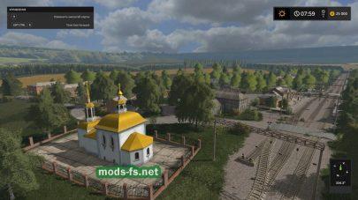 Скриншот карты «Kerosinovka»