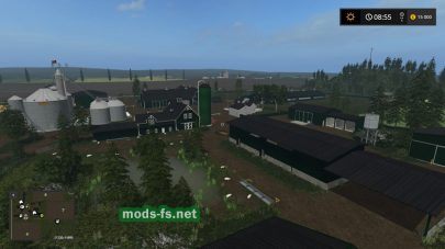 «Manchester» для Farming Simulator 2017