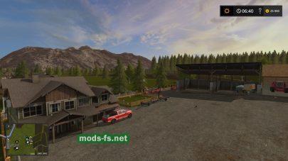 «Dugunculu Map» для Farming Simulator 2017