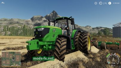 FS19 JD 6M series