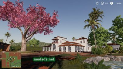 Мод «EstanciaLapacho» для Farming Simulator 2019