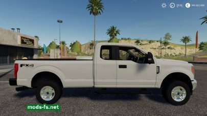 Ford F-250 для Farming Simulator 2019