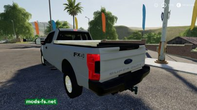 Ford F-250 mods