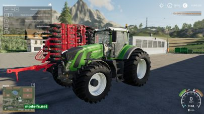 Мод на Fendt 930 Vario By Alex Blue