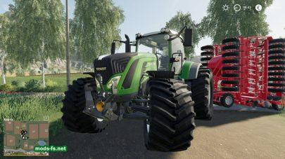 Трактор Fendt 930 Vario для FS 2019
