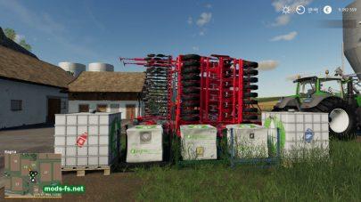 Мод на «Agrosmart Set 5in1»