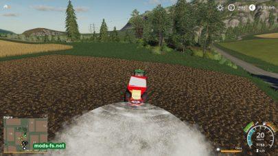 Скриншот мода «Kuhnaxis 402FL»