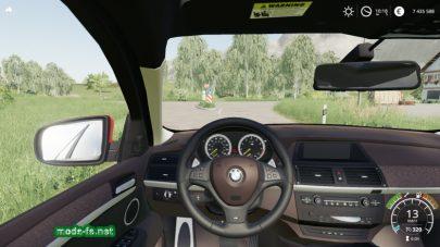 Мод автомобиля  BMW в игре FS 19