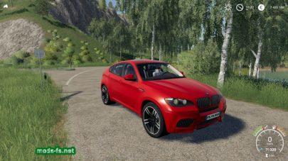 BMW для игры ФС 19