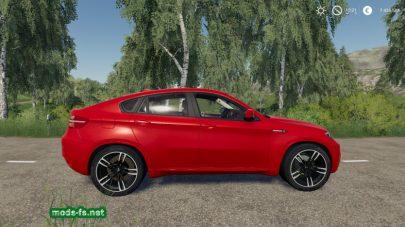 Скриншот мода «BMW X6»