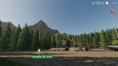 Скриншот карты «Boulder Canyon Logging Map»