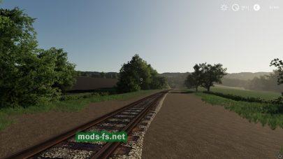 Железная дорога в FS 19