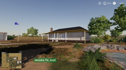 «AussieOutpack» для игры Farming Simulator 19