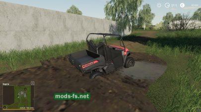 Грязь на карте в игре Farming Simulator 2019