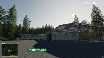 «BergholmenHardcoreForestry» v1.3