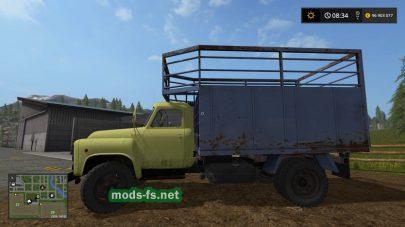 Мод на ГАЗ-52