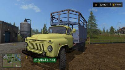 ГАЗ-52 для игры FS 17
