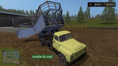 gaz-52 mod