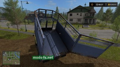 ГАЗ-52 для Farming Simulator 2017