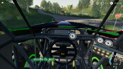 Grave Digger Monster Truck для игры Farming Simulator 2019