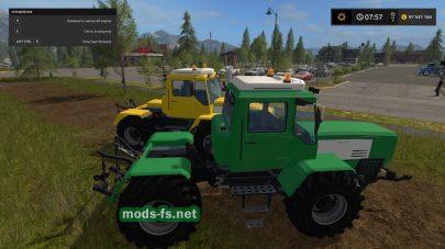 Мод на трактор ХТА-220
