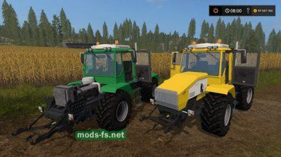 ХТА-220 в игре Farming Simulator 2017